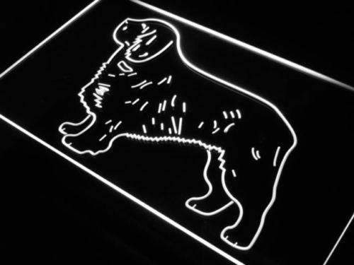 Clumber Spaniel LED Neon Light Sign - Way Up Gifts