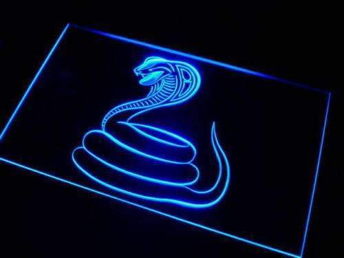 Cobra Snake LED Neon Light Sign - Way Up Gifts