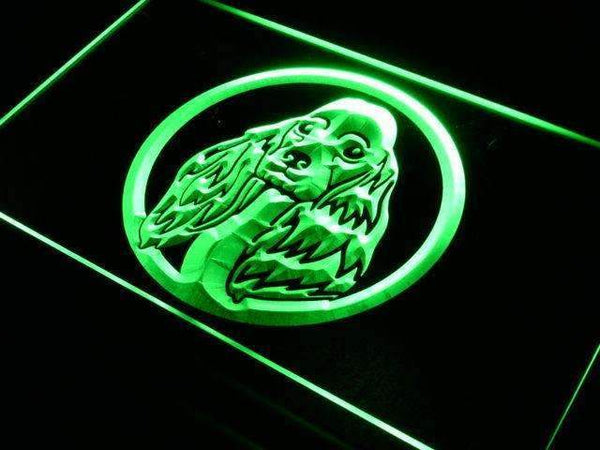 Cocker Spaniel LED Neon Light Sign - Way Up Gifts