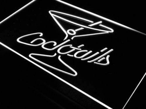Cocktails LED Neon Light Sign - Way Up Gifts