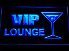 Cocktails VIP Lounge LED Neon Light Sign