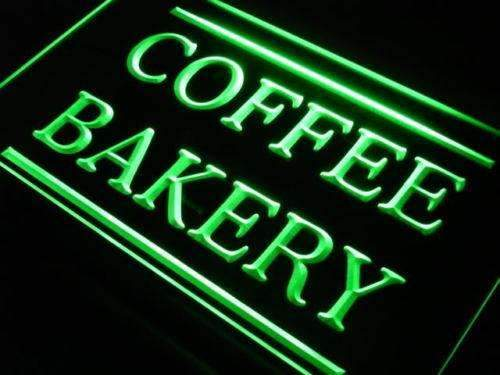 Coffee Bakery LED Neon Light Sign - Way Up Gifts