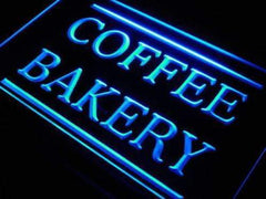 Coffee Bakery LED Neon Light Sign