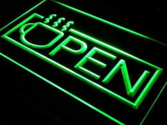 Coffee Open LED Neon Light Sign
