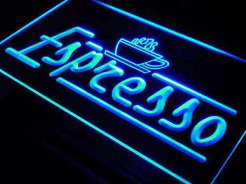 Coffee Shop Cafe Espresso LED Neon Light Sign - Way Up Gifts