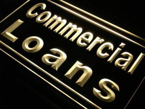 Commercial Loans Neon Sign (LED)-Way Up Gifts