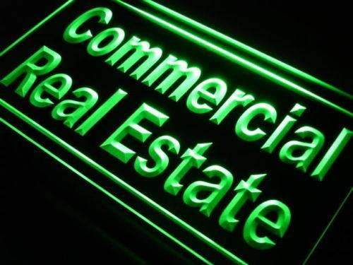 Commercial Real Estate LED Neon Light Sign - Way Up Gifts