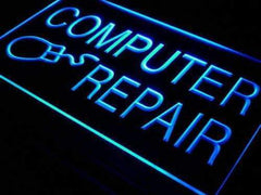 Computer Repair LED Neon Light Sign