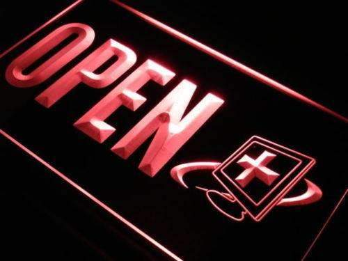 Computer Repair Open LED Neon Light Sign - Way Up Gifts