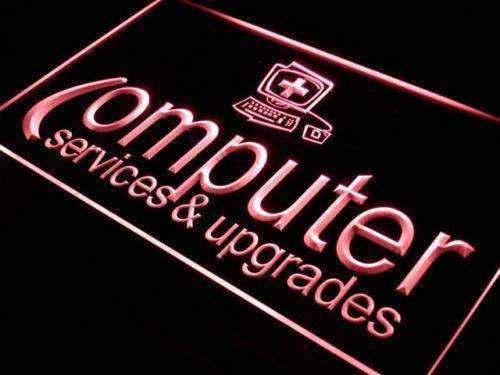 Computer Services Upgrades LED Neon Light Sign  Business > LED Signs > Uncategorized Neon Signs - Way Up Gifts