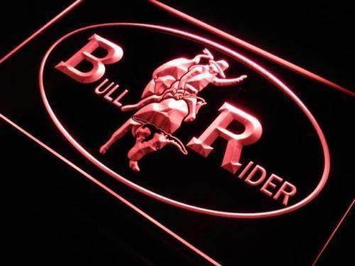 Cowboy Bull Rider LED Neon Light Sign  Business > LED Signs > Uncategorized Neon Signs - Way Up Gifts