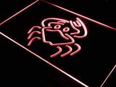 Crab Animal LED Neon Light Sign