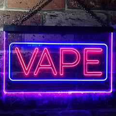 Vaporizers Vape Shop LED Neon Light Sign