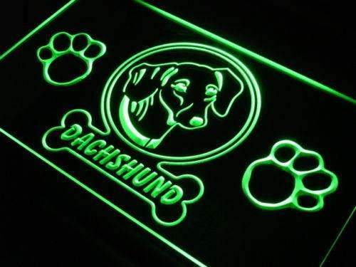 Dachshund Dog LED Neon Light Sign - Way Up Gifts