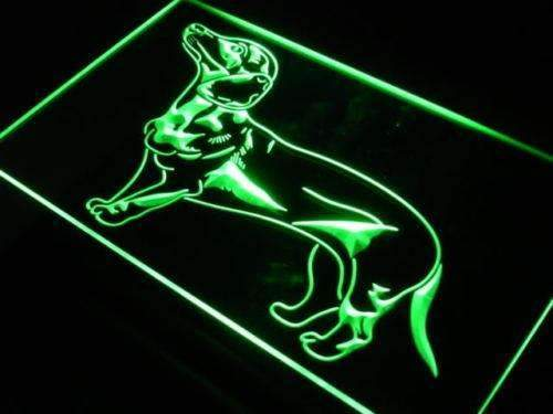 Dachshund Neon Sign (LED)-Way Up Gifts