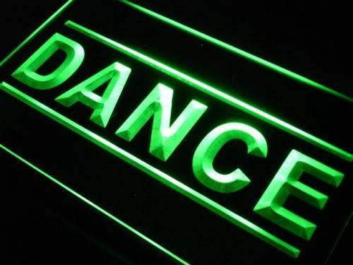 Dance School Lessons LED Neon Light Sign - Way Up Gifts