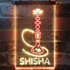 Hookah Shisha LED Neon Light Sign
