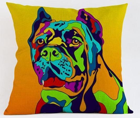Cane Corso Pillow - Way Up Gifts