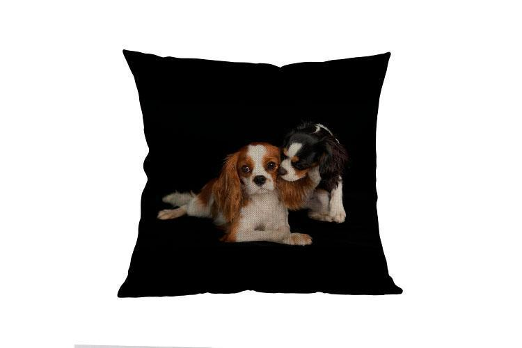 Cavalier King Charles Spaniel Pillow - Way Up Gifts