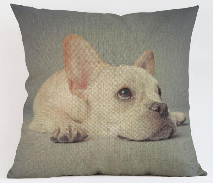 French Bulldog Pillow - Way Up Gifts
