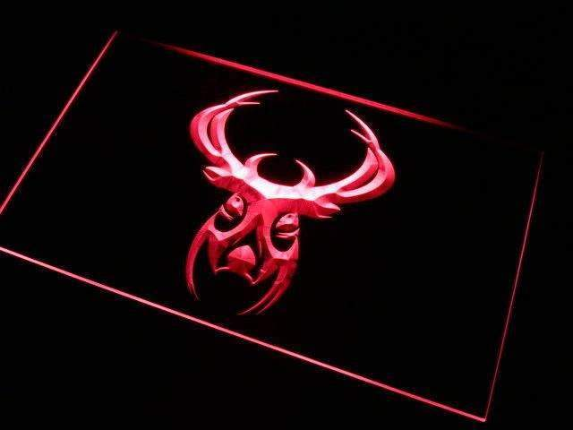 Deer Head LED Neon Light Sign - Way Up Gifts