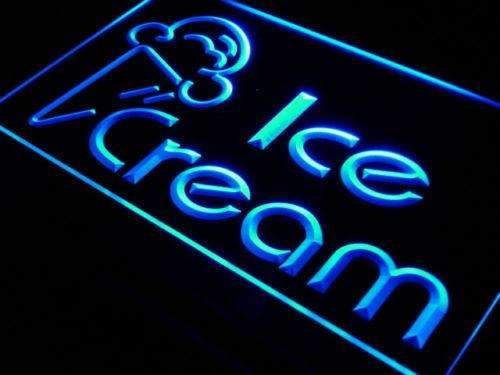 Dessert Ice Cream LED Neon Light Sign - Way Up Gifts
