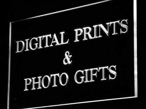 Digital Prints Photo Gifts LED Neon Light Sign - Way Up Gifts