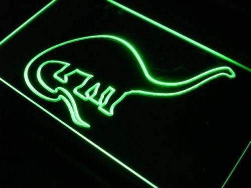 Dinosaur Kids Decor LED Neon Light Sign - Way Up Gifts