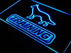 Dog Training LED Neon Light Sign