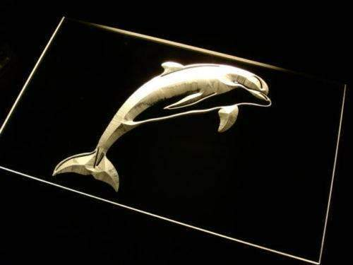 Dolphin LED Neon Light Sign  Business > LED Signs > Uncategorized Neon Signs - Way Up Gifts