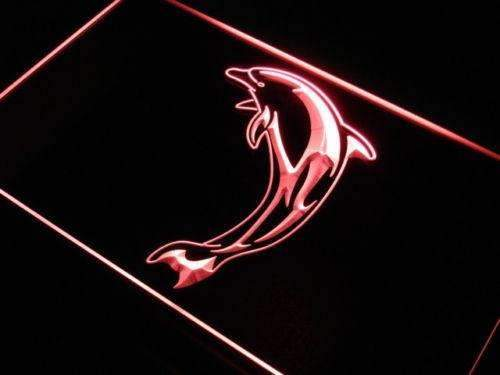 Dolphin Wall Decor LED Neon Light Sign - Way Up Gifts
