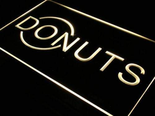 Donuts LED Neon Light Sign - Way Up Gifts