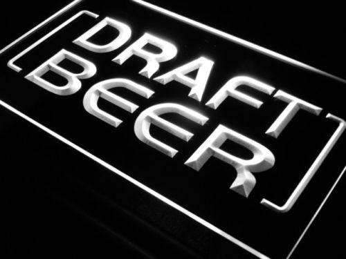 Draft Beer Neon Sign (LED)-Way Up Gifts
