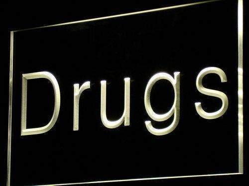 Drug Store LED Neon Light Sign  Business > LED Signs > Uncategorized Neon Signs - Way Up Gifts