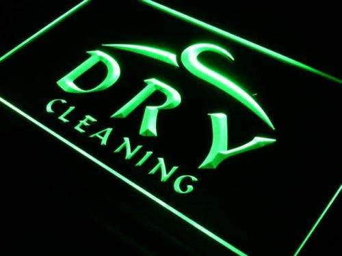 Dry Cleaners Neon Sign (LED)-Way Up Gifts