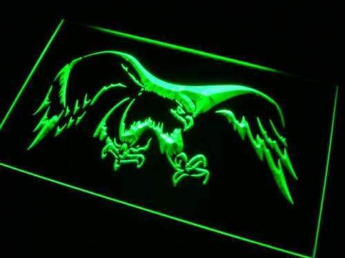 Eagle Decor LED Neon Light Sign - Way Up Gifts