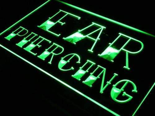 Ear Piercing Lure LED Neon Light Sign - Way Up Gifts