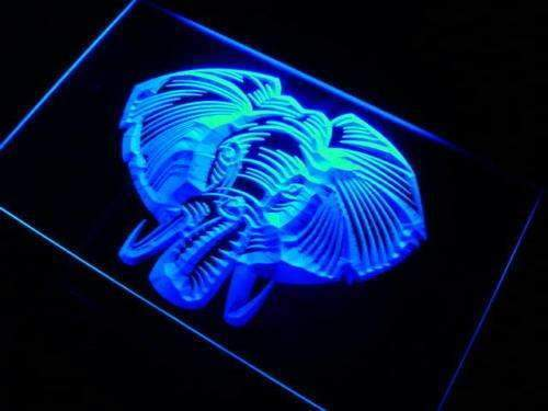 Elephant Animal LED Neon Light Sign - Way Up Gifts
