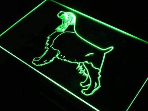 English Springer Spaniel LED Neon Light Sign - Way Up Gifts