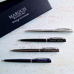 Engraved Waterford® Arcadia Executive Ballpoint Pen