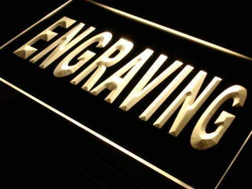 Engraving Services LED Neon Light Sign  Business > LED Signs > Uncategorized Neon Signs - Way Up Gifts