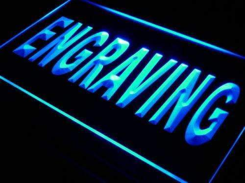 Engraving Services LED Neon Light Sign - Way Up Gifts