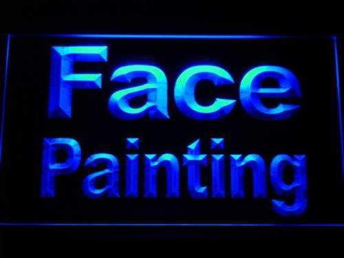 Face Painting LED Neon Light Sign  Business > LED Signs > Uncategorized Neon Signs - Way Up Gifts