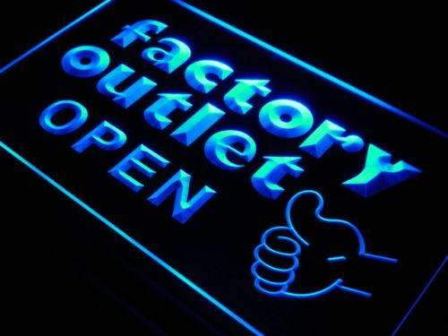 Factory Outlet Open LED Neon Light Sign - Way Up Gifts