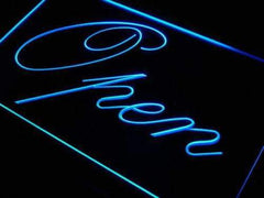 Fancy Open LED Neon Light Sign