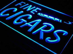 Fine Cigars LED Neon Light Sign
