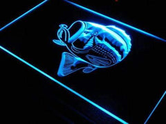Fish LED Neon Light Sign