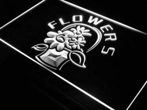 Florist Flowers LED Neon Light Sign - Way Up Gifts