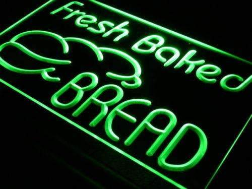 Fresh Baked Bread LED Neon Light Sign - Way Up Gifts