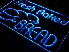 Fresh Baked Bread LED Neon Light Sign